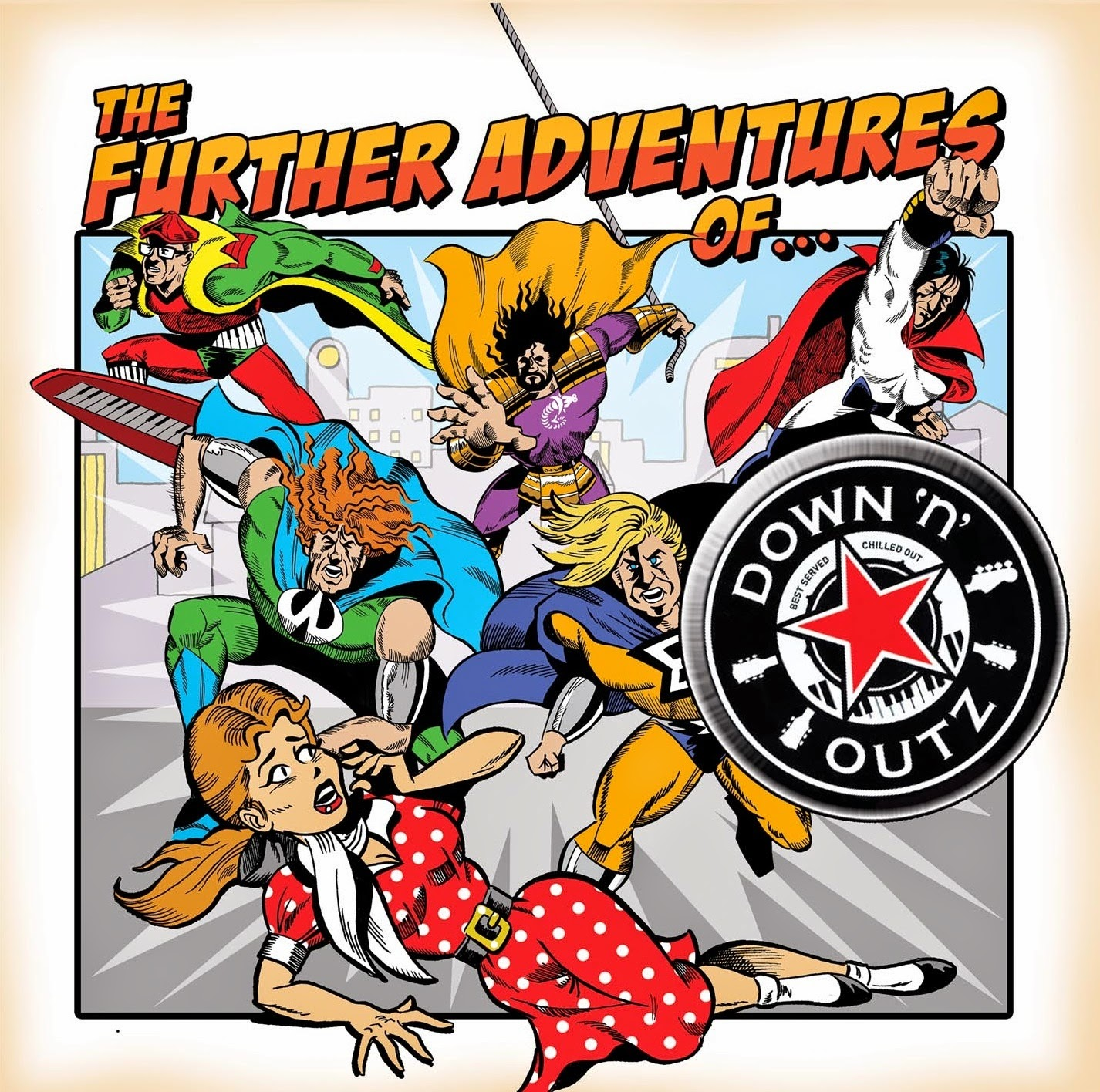 Down 'n' Outz - The Further Adventures Of…
